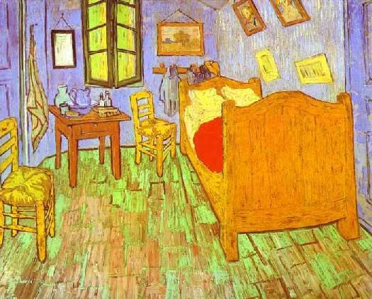 Emejing Van Gogh Camera Da Letto Ideas - Design Trends 2017 ...